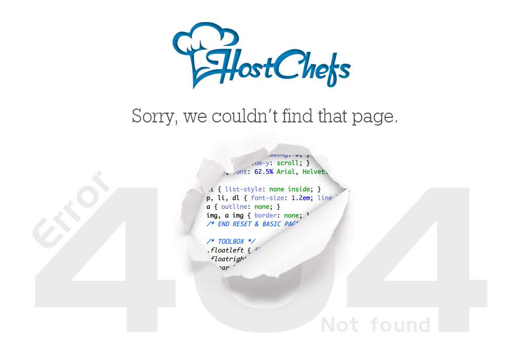 404 hostchefs